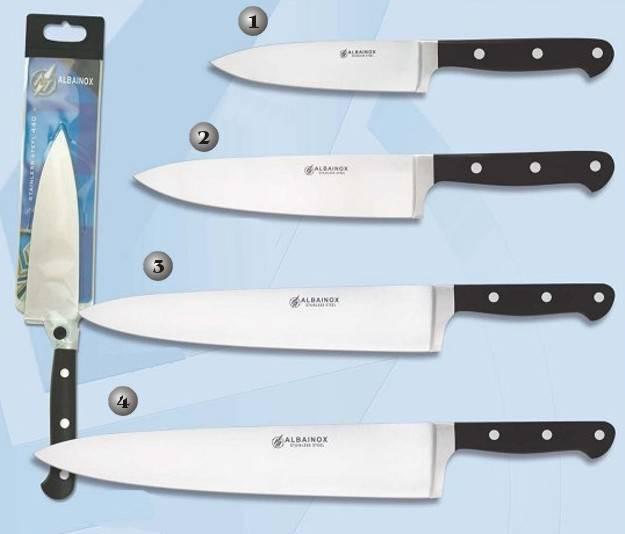 cuchillos de cocina martinez albainox