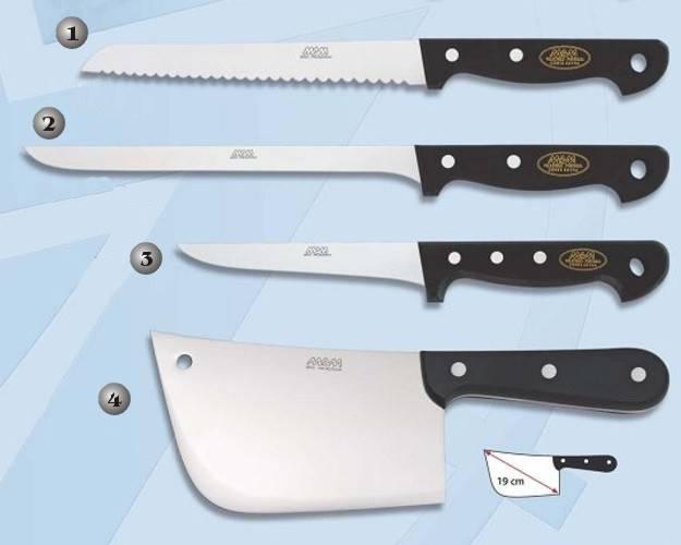 cuchillos de cocina mam