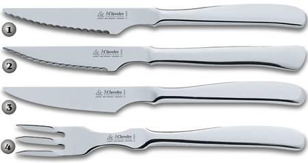 Cuchillos de mesa victorinox 3 claveles pujadas etc for Cuchillos mesa para carne