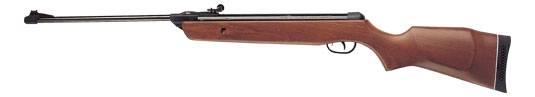 Carabina Gamo 610. La clasica carabina de aire comprimido.