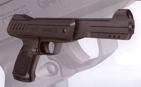 PISTOLA P-900 DE MUELLE GUNSET