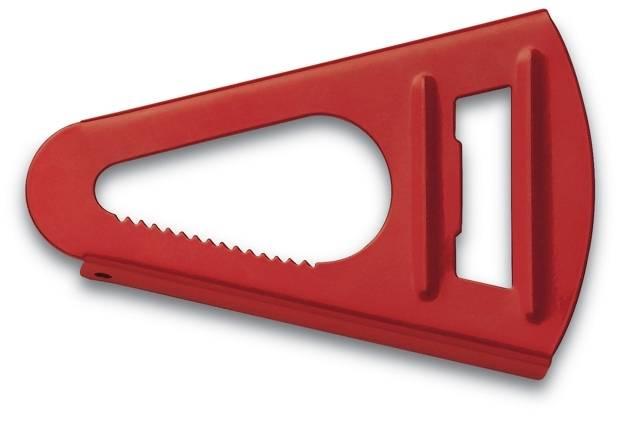 Abre Tarros color rojo Tres Claveles