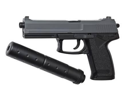 Pistola ASG DL60 SOCOM