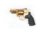 REVOLVER CO2 ASG DAN WESSON 2.5 GOLD