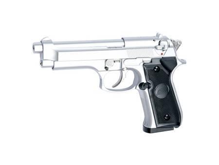 Pistola ASG M92F plata