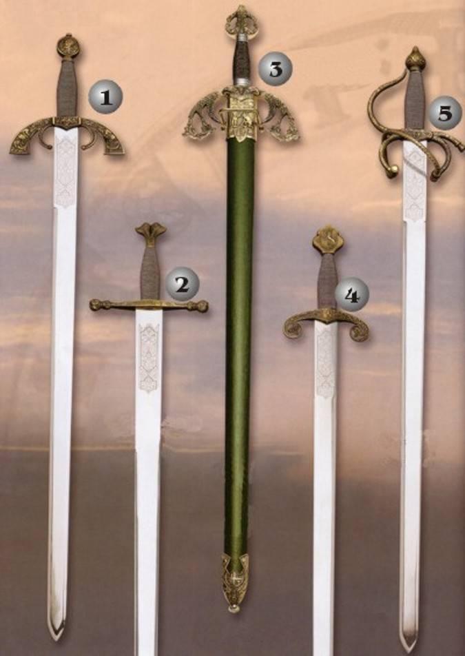 Espadas Históricas