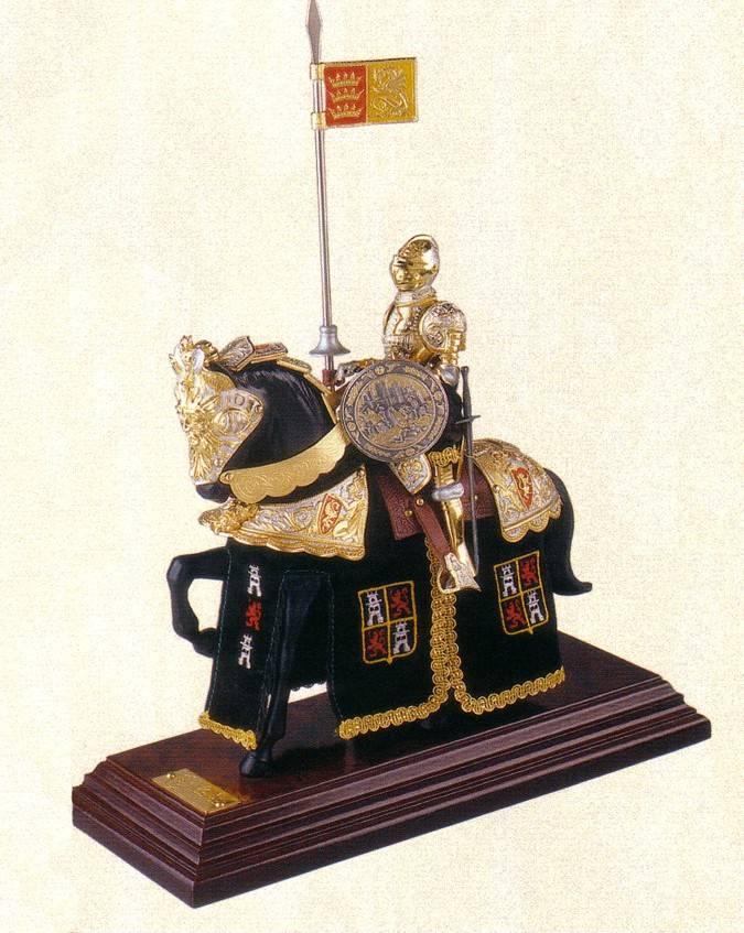 caballo en miniatura