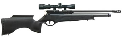 Rifle BSA de aire precomprimido