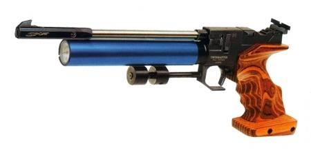 Pistola de aire precargado (PCP)