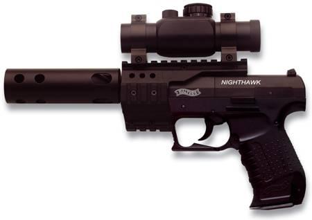 Pistola de Co2 Walther