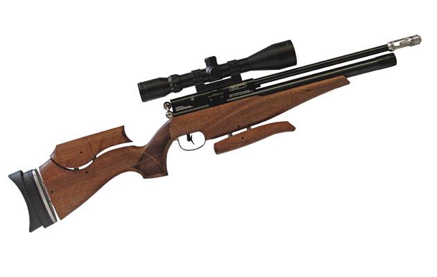 El nuevo Rifle BSA Gold Star SE de aire comprimido PCP