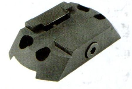 MONTURA AIMPOINT MICRO DOVETAIL 11MM