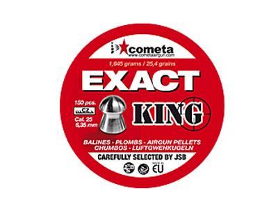 Balines de alta competición Cometa Exact King