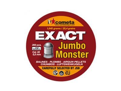 Balines de alta competición Cometa Exact Monster
