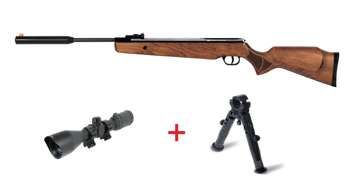 cometa fenix 400 compact sniper high precision airgun with sound