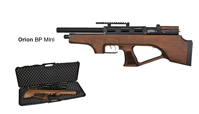 Wood Orion Bull Pup Mini Cometa PCP airgun