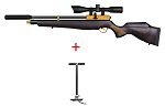 Orion Gold Long Cometa PCP airgun + Hill Pump + Scope Pack