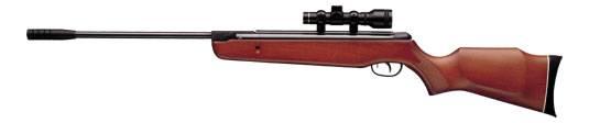 Carabina Gamo Hunter 890, su proyectil alcanza velocidades de vertigo con la máxima precisión