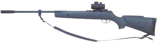Carabina Gamo Shadow BZ-30, te sorprendera con sus fantasticas prestaciones