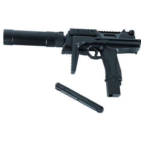 Pistola de aire comprimido Gamo MP9 Blowback Táctica