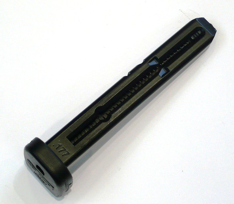 Cargador de pistola aire comprimido ASG Steyr M9A1