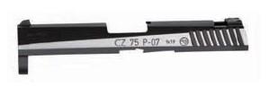 Corredera de pistola aire comprimido y bolas BBs ASG Sti Duty CZ 75 P-07
