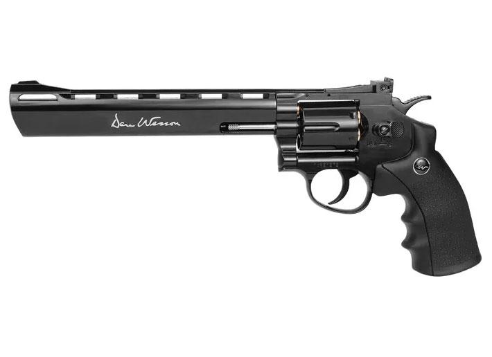 Revolver Gamo Dan Wesson 8 pulgada y cañon estriado