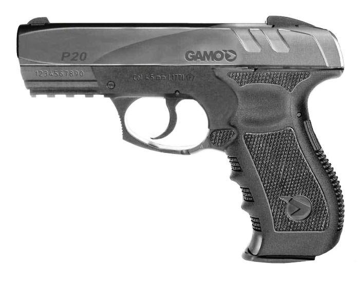 Pistola de aire comprimido Gamo GP20 Combat