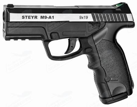 PISTOLA STEYR M9-A1 DUAL TONE