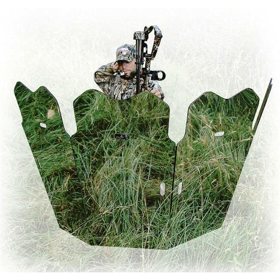 Puesto de caza y camuflaje Gosth Blind Runner