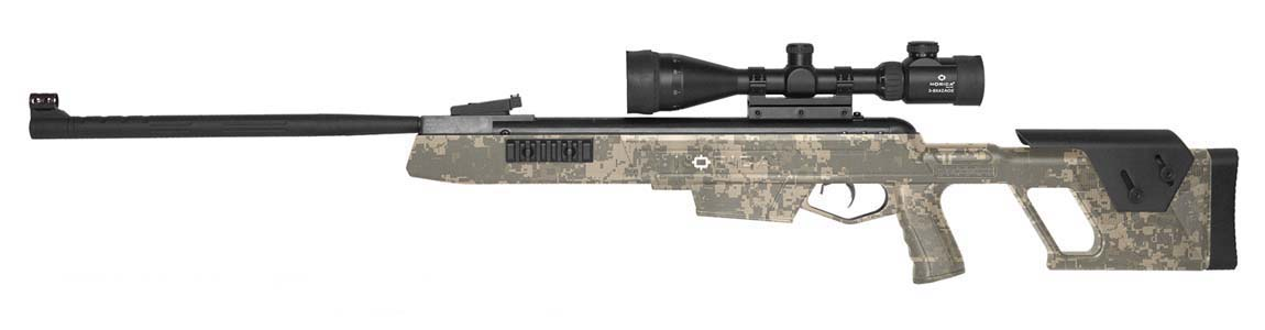 NORICA DEAD EYE GRS CAMO 4.5MM AIRGUN