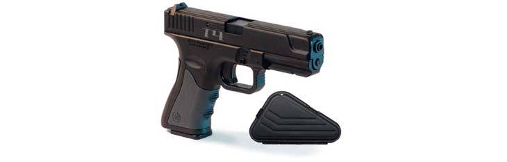 Pistola de co2 Crosman T4.