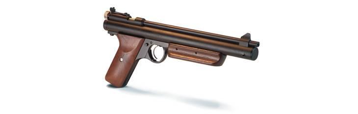 Pistolas vintage Crosman 150