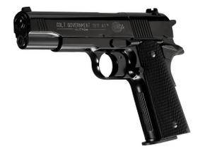 Pistola de co2 r�plica de la colt government.