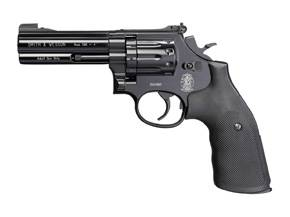 Revolver de co2 smith & wesson 586.