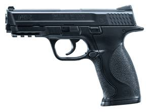 Pistola de co2 smith & wesson.