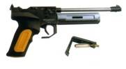 Pistola de Co2 Rohm Twinmaster Action.