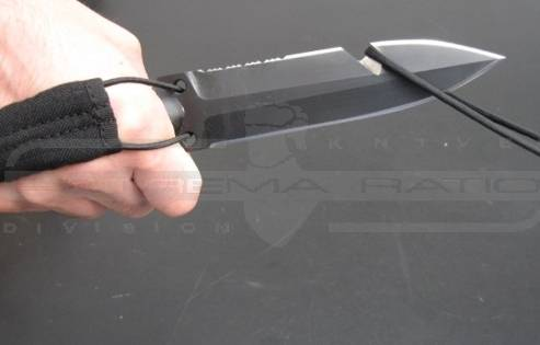 La empresa Extrema Ratio fabrica cuchillos de gran calidad