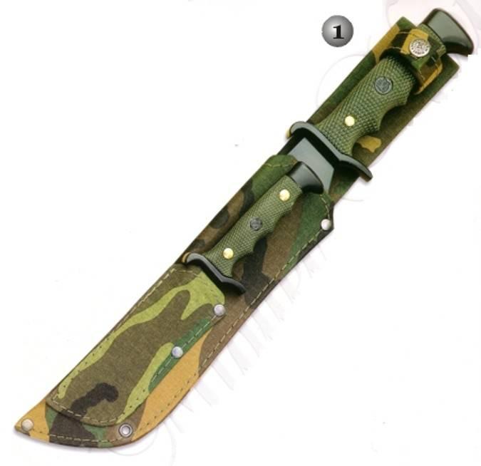 Cuchillos canguro Nieto con el mango de plástico ABS