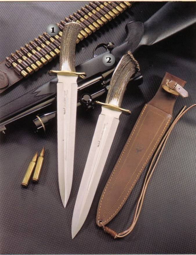 Cuchillos Escudero Muela
