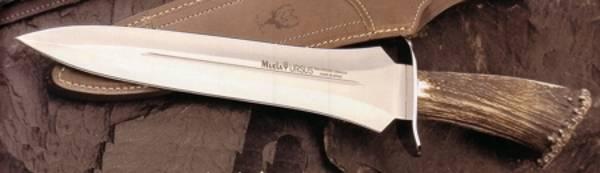 Cuchillos Muela con la hoja de acero 440c