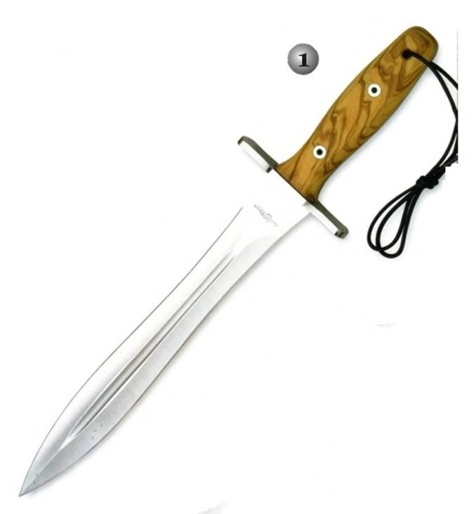 Cuchillo de remate Nieto