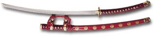 La marca Böker también fabrica espadas orientales como esta