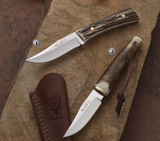 Cuchillos Muela de ciervo