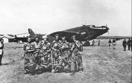 Regimiento italiano ADRA durante la Segunda Guerra Mundial