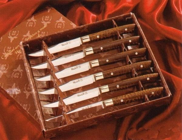 Set de cuchillos Muela