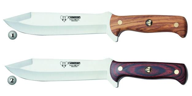 Cuchillos monteros Cudeman
