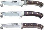 CUDEMAN HUNTING KNIVES 150-C, 150-R & 151-C