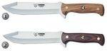 HUNTING KNIVES 117-L Y 117-R