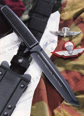 Cuchillo militar Extrema Ratio